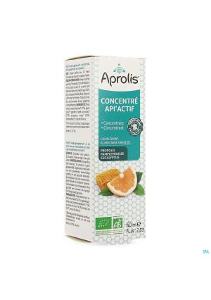 Aprolis Concentr. Api Actief 60ml3355625-20