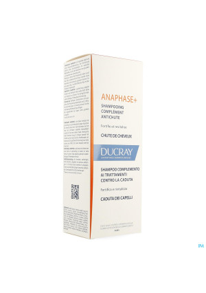 Ducray Anaphase+ Sh 200ml3361946-20