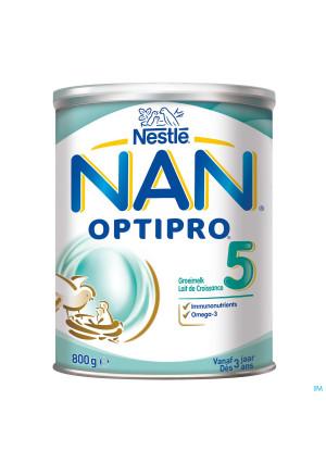 Nan Optipro 5 Groeimelk Pdr 800g3379781-20