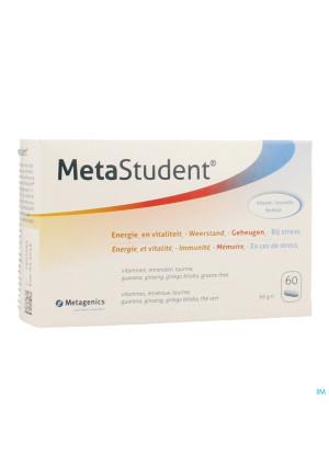 Metastudent Tabl 60 Metagenics3393550-20