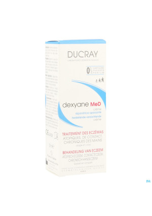Ducray Dexyane Med Cr Herstel Verzacht. 30ml3397361-20