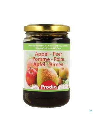 Prodia Broodbeleg Appel-peer 320g 48943405032-20