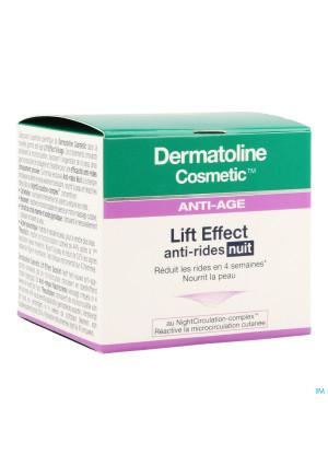 Dermatoline Cosmetic Le A/rimpel Nachtcr 50ml3411717-20