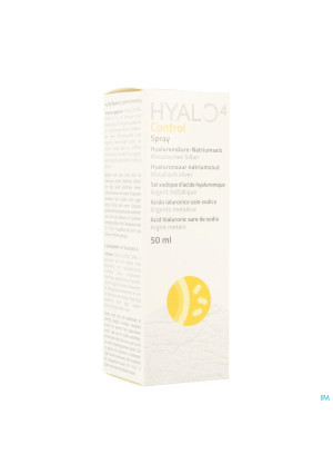 Hyalo 4 Control Spray 50ml3412400-20