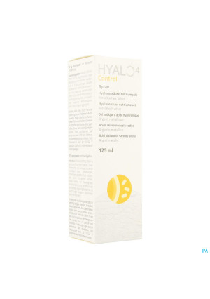 Hyalo 4 Control Spray 125ml3412418-20