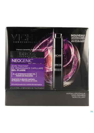 Vichy Dercos Neogenic Gel 4x42ml3413010-20