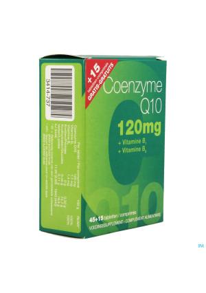Coenzyme Q10 120mg Nf Tabl 45 + 15 Gratis 69103414737-20