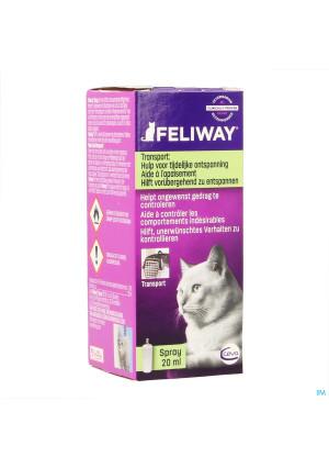Feliway Classic Spray 20ml3416740-20