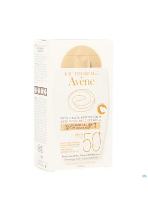 Avene Minerale Fluide Getint 40ml3416930-20