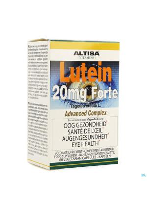 Altisa Lutein 20mg Forte V-caps 603417672-20
