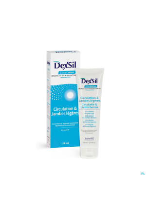 DEXSIL CIRCULATIE and LICHTE BENEN GEL 100ML3424280-20