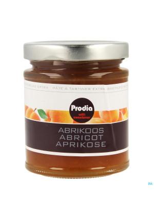 Prodia Broodbeleg Extra Abrikoos Maltitol 215g3426400-20