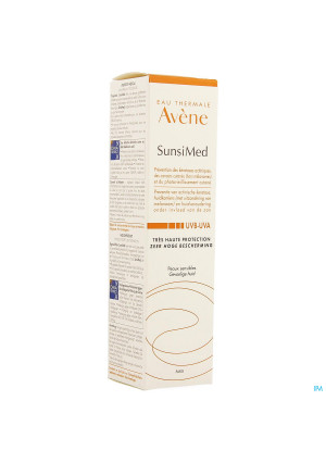 Avene Zon Sunsimed Creme 80ml3428521-20