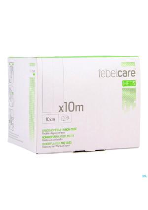 Febelcare Med5 Fixatiepleist. N/woven 10cm 10m 13432143-20