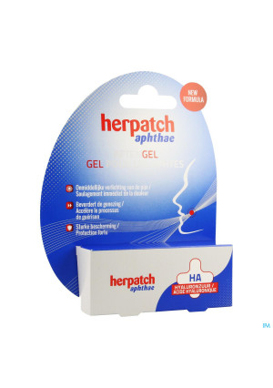 Herpatch Aftengel Tube 10ml3440369-20