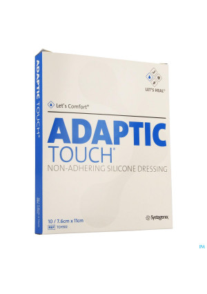 Adaptic Touch Siliconeverb 7.6x11cm 10 Tch5023440955-20
