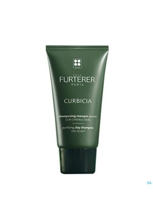 Furterer Curbicia Shampoo Masker Tube 100ml3448180-20