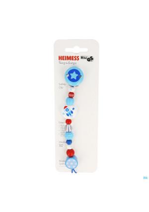 Heimess Fopspeenketting Plastic Raket H7328703451234-20