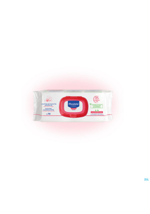 Mustela Pts Verzachtende Reinig.doekjes Z/parfum703466075-20