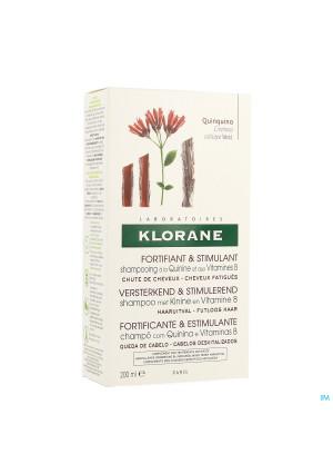 Klorane Capil. Sh Kinine 200ml3479706-20