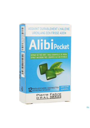 Alibi Pocket Zuigtabl 123480019-20