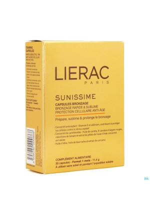 Lierac Sunissime Bronzage Blister Caps 303481280-20