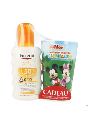 EUCERIN SUN KIDS SPF50 SPRAY 200 ML PROM3483567-20