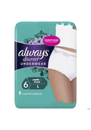 Always Discreet Incontinence Pants l 83496213-20