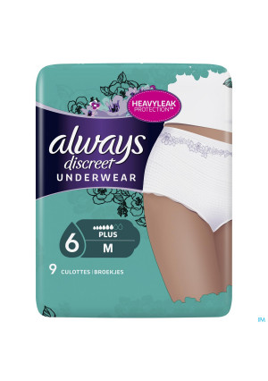 Always Discreet Incontinence Pants M 93496247-20