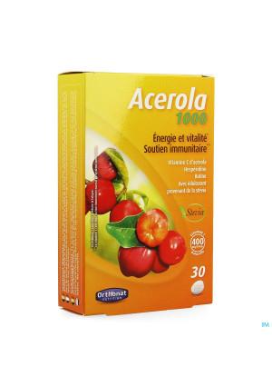 Acerola 1000 Nf Comp 30 Orthonat3497039-20