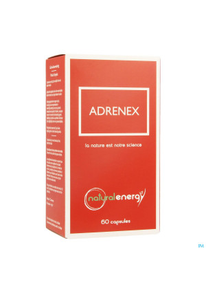 Adrenex Natural Energy Gel 603498706-20