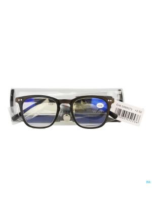 Pharmaglasses Visionblue Pc02 Leesbril +2.50 Brown3499373-20