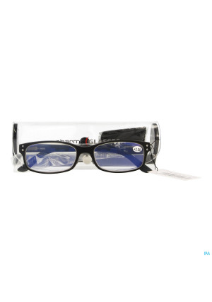 Pharmaglasses Visionblue Pc01 Leesbril +3.50 Black3500410-20