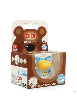 Bibi Fopspeen Hp Dental Birdy 0-6m3509882-20