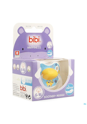 Bibi Fopspeen Hp Dental Birdy 6-16m3509890-20