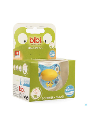 Bibi Fopspeen Hp Dental Birdy +16m3509908-20