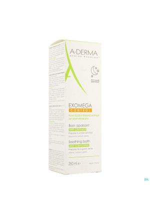 Aderma Exomega Control Kalmerend Bad Fl 250ml3529393-20
