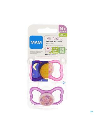 Mam Fopspeen Air Night +16m Meisje3530326-20