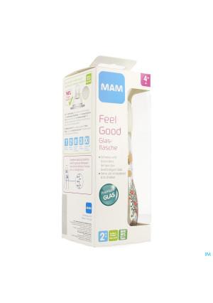 Mam Zuigfles Glas Feel Good 260ml Unisex3530508-20