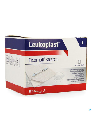 Fixomull Stretch 10cmx10m 1 Leukoplast3531324-20