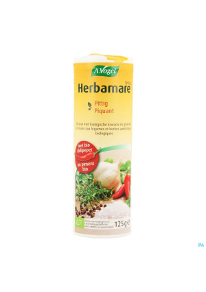 Vogel Herbamare Spicy Pittig 125g3533320-20