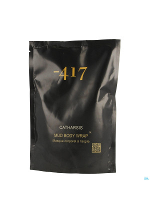 Minus 417 Catharsis Mud Body Wrap 600ml3534872-20