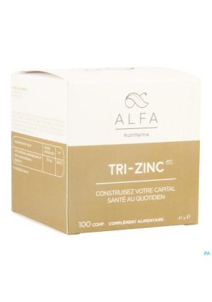 Alfa Tri-zinc 20mg Tabl 1003541620-20