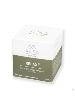 Alfa Relax V-caps 603541646-20