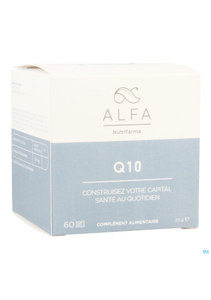 Alfa Q10 100 mg Softgels 603541653-20