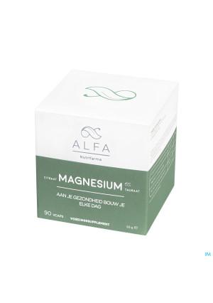 Alfa Magnesium + Vit B6 V-caps 903541661-20