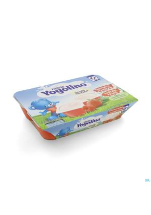 Nestle Yogolino Aardbei Framboos 6x60g3541703-20