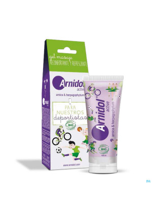 Arnidol Active Massage Gel 100ml3546975-20