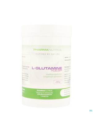 l Glutamine Pdr 250g Pharmanutrics3550209-20