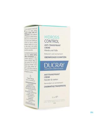 Ducray Hidrosis Control Creme 50ml3551678-20